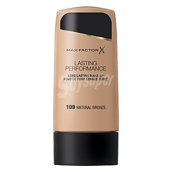 Max Factor Base Liquida Lasting Performance 109 Natural Bronze 1 ud