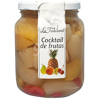 La Tudelana Cocktail frutas 410 g