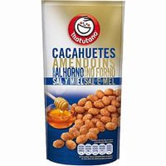 Matutano Cacahuetes con sal y miel Bolsa 70 g