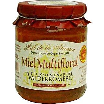 EL COLMENAR DE VALDEROMERO Miel de la Alcarria multifloral Tarro de 500 g