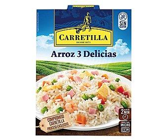 Carretilla Arroz tres delicias 250 g