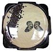 Tarta blanca 6 raciones (redonda) pasteleria congelada (cobertura blanca con relleno sabor a nata y a cacao) 1 u - 500 g Mercadona