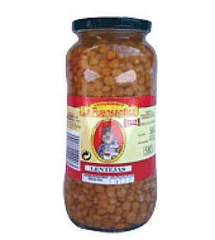 Fuensantica Lentejas cocidas tarro 400 g
