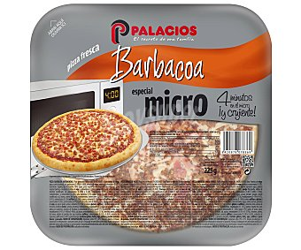 Palacios Mini Pizza Barbacoa 225 g