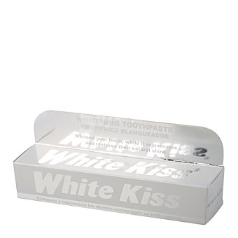 White Kiss Dentífrico White kiss blanqueador 50 ml