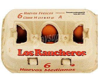 Los Rancheros Huevos Clase M 6u