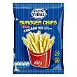 Patatas fritas burger chips 95 g Vicente Vidal