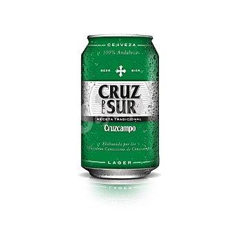 Cruz del Sur Cerveza Lata 33 cl