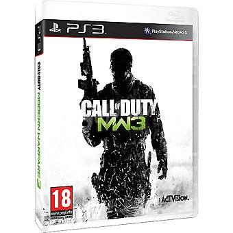 PS3 Videojuego Call of duty:modern Warfare 3 1 unidad