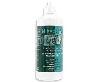 Mirabella Solución única para lentes de contacto blandas mirebella 360 ml