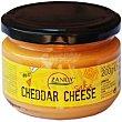 Salsa cheddar Frasco 200 g Zanuy