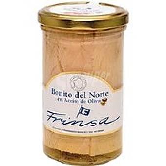 Frinsa Bonito del norte en aceite de oliva Frasco 260 g
