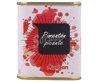 PRODUCTO ALCAMPO Pimentón picante 50 g