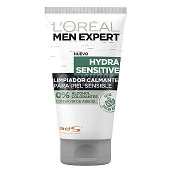 L'Oréal Men Expert Gel limpiador calmante para piel sensible Hydra Sensitive Bote 150 ml
