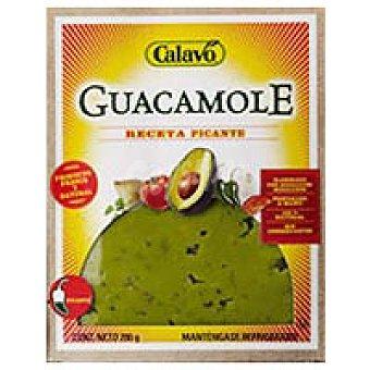 CALAVO Guacamole picante Bandeja 160 g