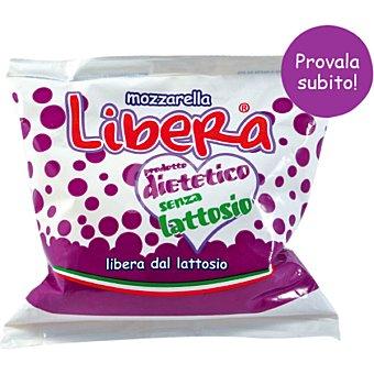 LIBERA Mozarella fresca sin lactosa envase 100 g Envase 100 g