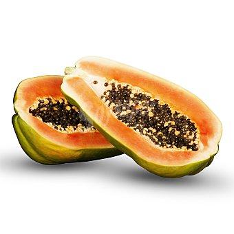 Papaya madura (venta por unidades) Unidad de 800 g peso aprox
