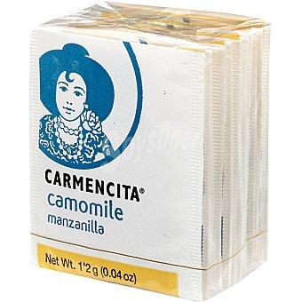 Carmencita Manzanilla estuche 10 sobres Estuche 10 sobres