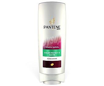 Pantene Pro-v Acondicionador color suave y liso 400 ml