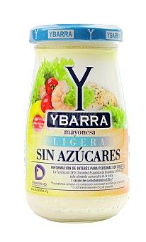 Ybarra Mayonesa ligera sin azúcares 225 ml