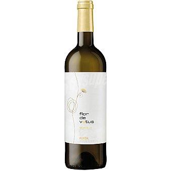 Flor de Vetus Vino blanco verdejo D.O. Rueda botella 75 cl 75 cl