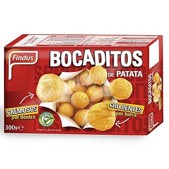 Findus Bocaditos de patata crujientes y cremosos Estuche 300 g