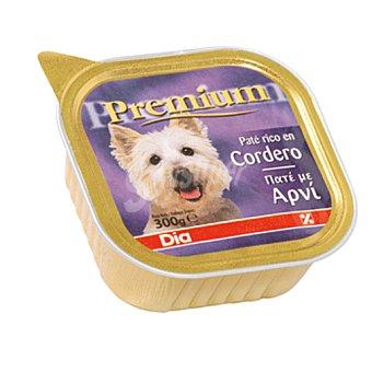 AS Paté para perros rico en cordero tarrina 300 gr Tarrina 300 gr
