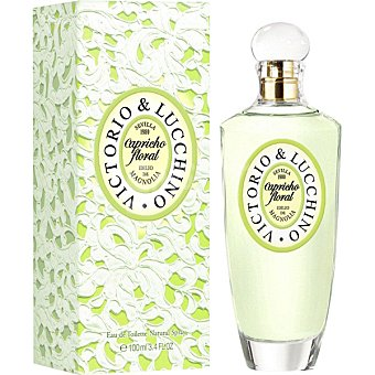 Victorio & Luccino eau de toilette natural femenina capricho floral spray 100 ml