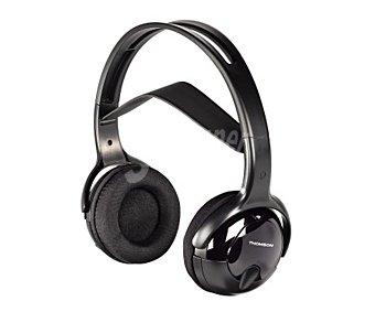 THOMSON IR WHP1211 Auricular inalambrico Para televisor. con salida de audio de 3,5(mm), color negro