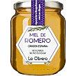 Miel de romero cosechada en España  tarro 500 g La obrera