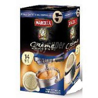 Marcilla Café Expresso Descafeinado  Crème Express