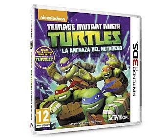 ACTIVISION TMNT: Amenaza.. 3DS 1u