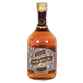DOUREGAL Whisky escocés 5 años Botella 70 cl