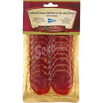 Hipercor Lomo ibérico de bellota en lonchas Envase 100 g