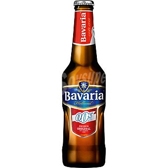 Bavaria Cerveza sin alcohol holandesa  botella 33 cl