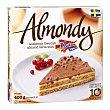 Tarta helada de almendra y daim sin gluten 400 g Almondy
