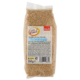 DIA Vital Semillas de lino amarillo Paquete 250 g