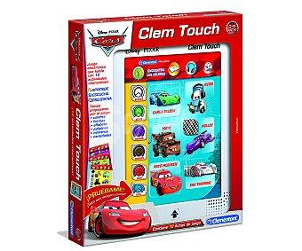 CLEMENTONI Juego Electrónico Educativo Clem Touch Cars 1 Unidad