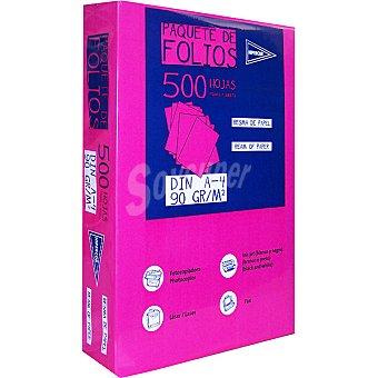 Hipercor Paquete de folios DIN A4 500 hojas 90 g