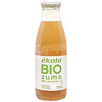 Ékolo Zumo de Manzana Ecológico Botella 750 ml