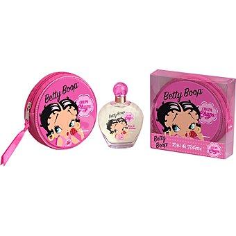 Betty bopp Eau de toilette infantil + monedero  estuche 1 unidad