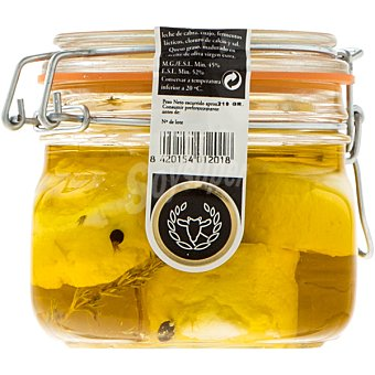 BALANCHARES Queso de cabra en aceite Frasco 500 g (6 piezas)