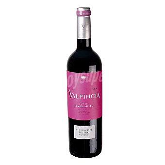Valpincia Vino tinto joven D.O. Ribera del Duero Botella de 75 cl