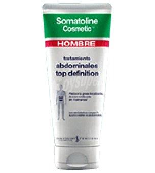 Somatoline Cosmetic Tratamiento Abdominales Top Definition Hombre 200 ml