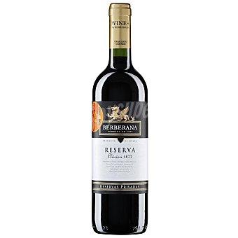 Berberana Vino tinto clásico jumilla d.o.reserva 1877  75 cl