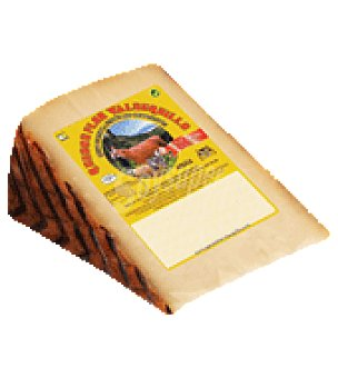 Valsequillo Queso semi al pimentón 500 g