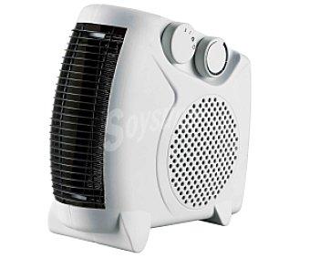 LAZER Calefactor termoventilador oscilante (horizontal/vertical) NSB-200A7 Potencia: 2000W