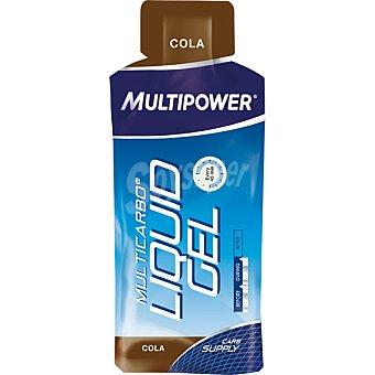 MULTIPOWER Multicarbo gel líquido suplemento con carbohidratos sabor cola  envase 65 g