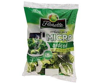 Florette Brócoli Listo para Microondas Bolsa de 225 g