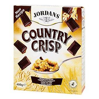 Jordans Cereales de Desayuno con Chocolate Jordans Country Crisp 400 g